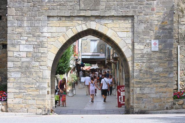 Mirepoix (Ariège) - Batisde médiévale
