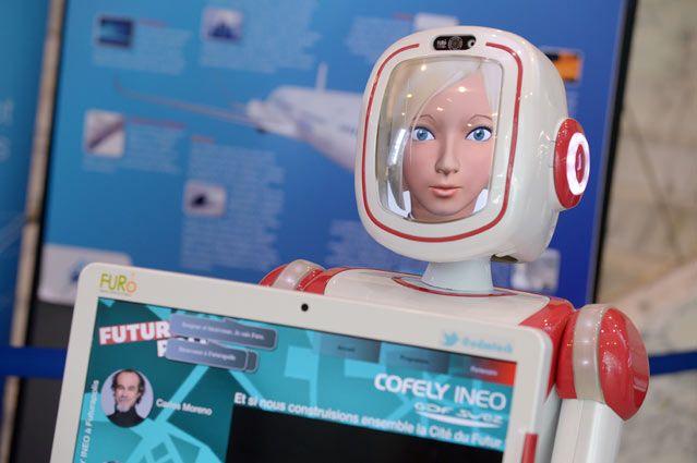 Robot Furo