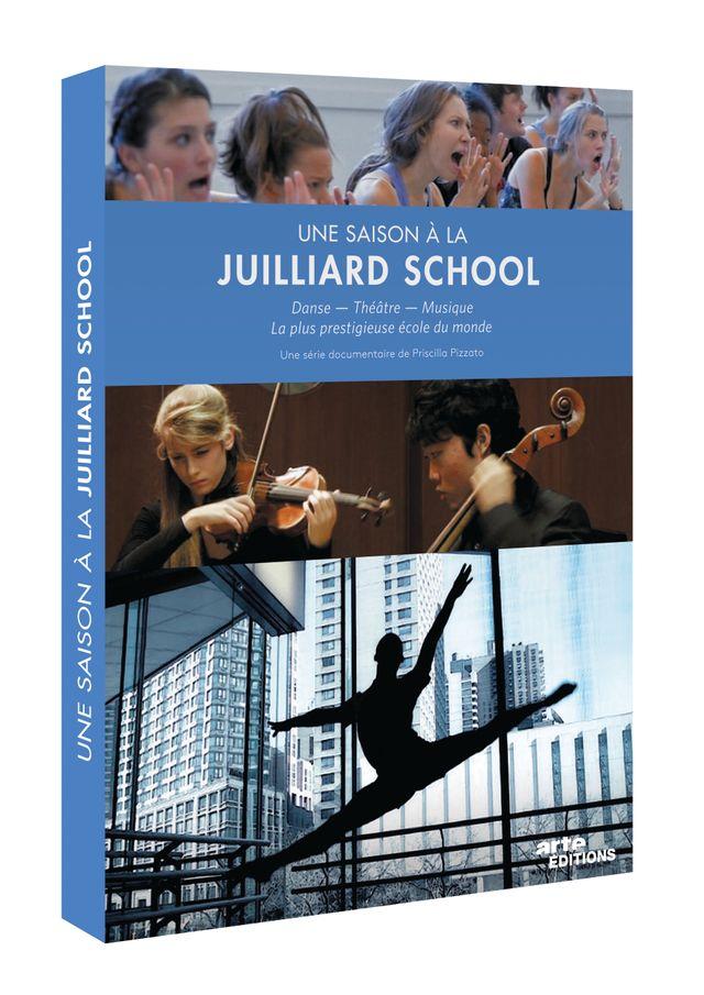 DVD une saison à la julliard School