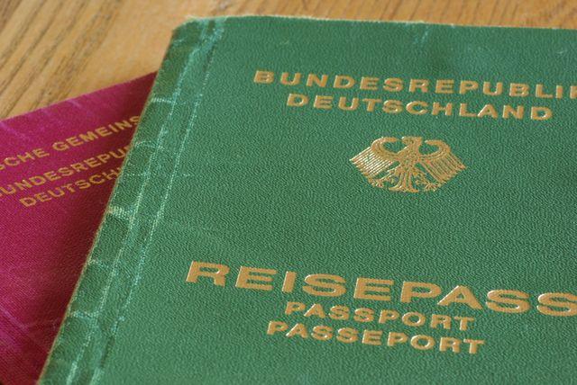 Passeport Allemand