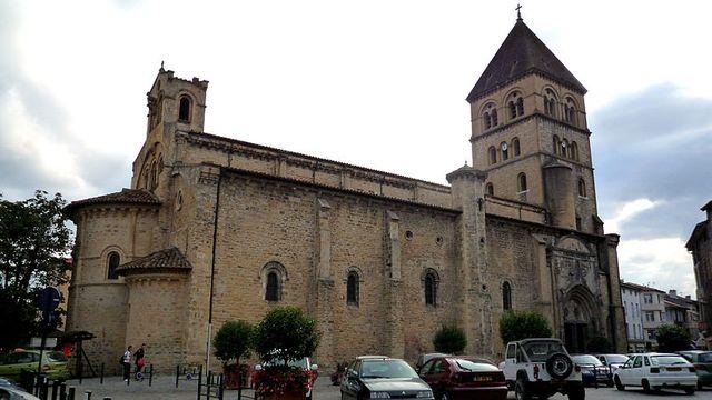 Saint-Gaudens (Haute-Garonne) - Eglise St Pierre