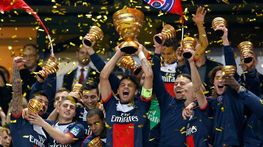 Le psg remporte la coupe de la ligue en battant lyon - Billet psg lyon coupe de la ligue ...