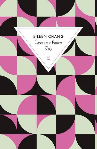 Love in fallen city - couverture