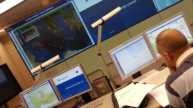 Le système Frontex