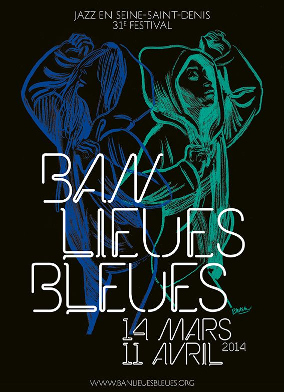 Banlieues Bleues 2014