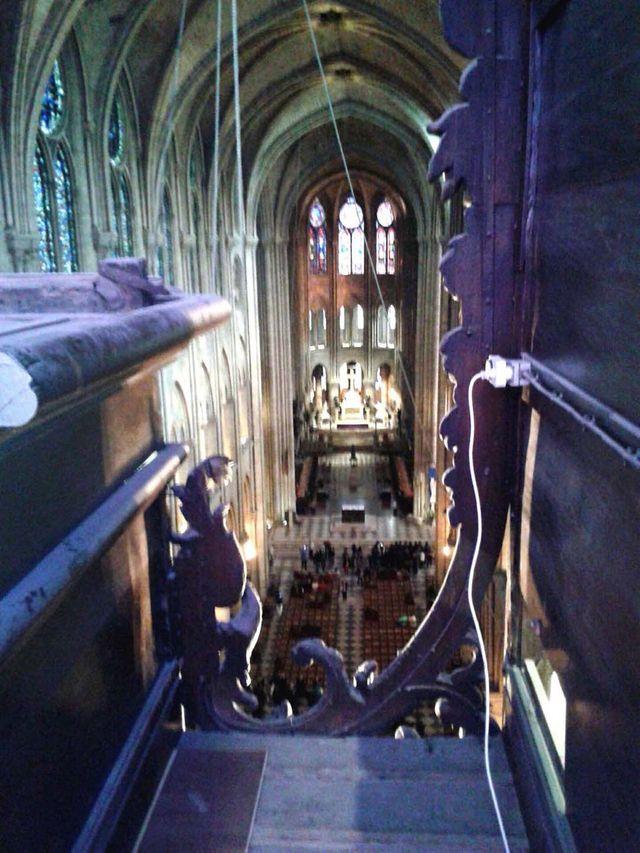 Le grand Orgue de Notre Dame de Paris