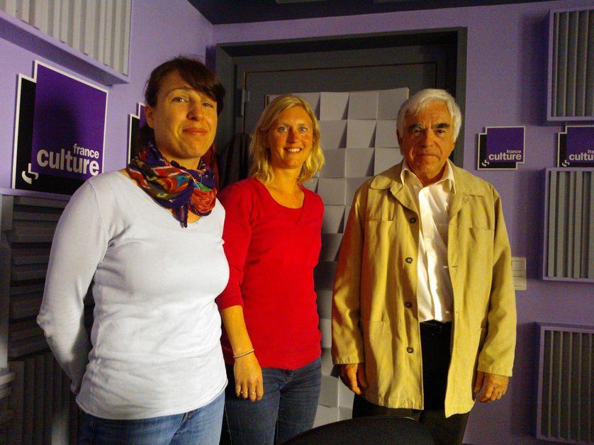 Eloïse Hugon, Marie Lancry et Gérard Berry