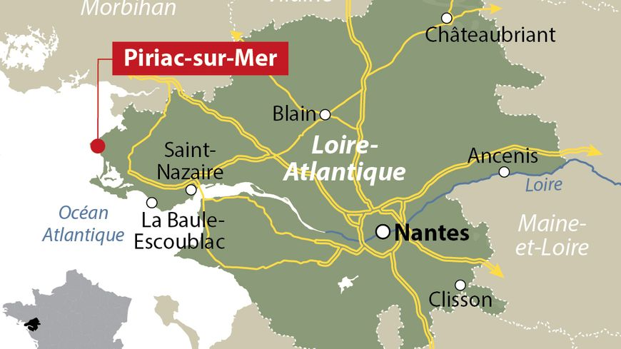 De gros moyens déployés pour retrouver un plongeur à Piriac-sur-Mer