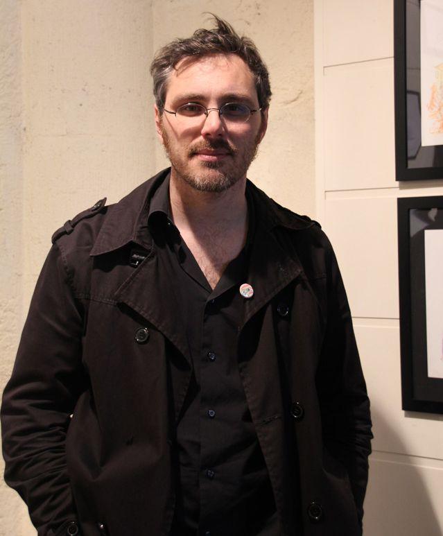 Alfred - auteur de BD