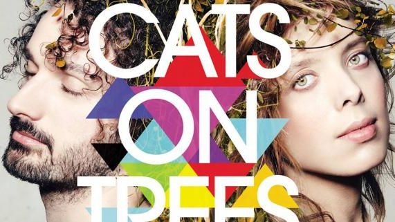 CATS ON TREES, le 11 Juillet au Domaine de Candé à Monts
