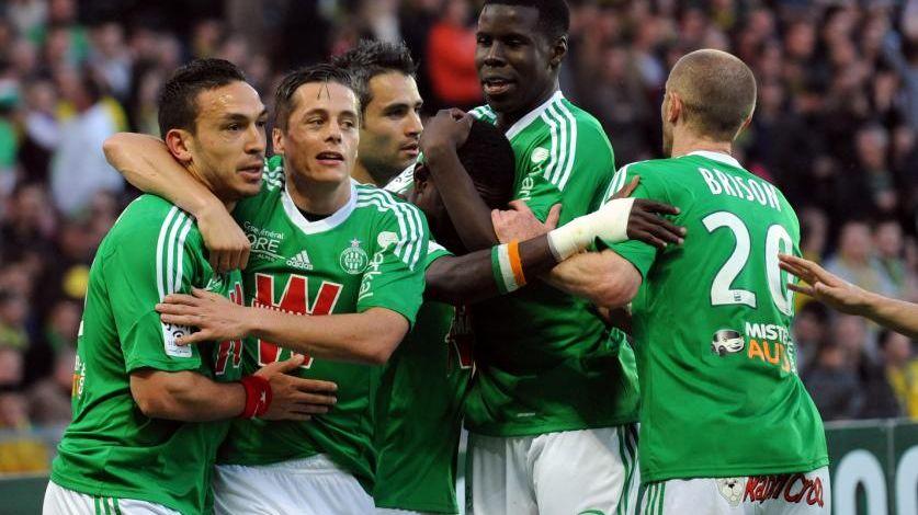 Saint-Étienne peut prétendre à la Ligue des Champions.