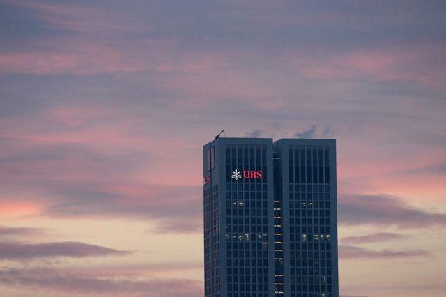 La banque UBS