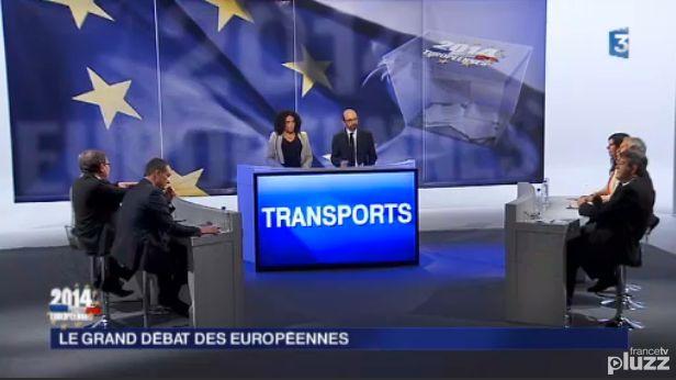 """Le """"grand débat des européennes"""" dans le sud-ouest"""
