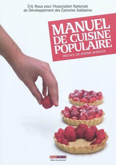 Manuel de la cuisine populaire