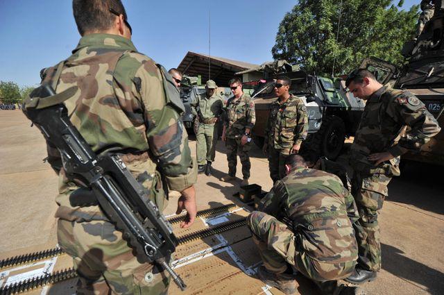 L'armée française au Mali