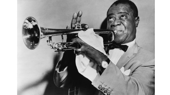 Louis Armstrong ©Library of Congress