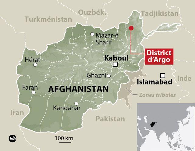 IDE afghanistan