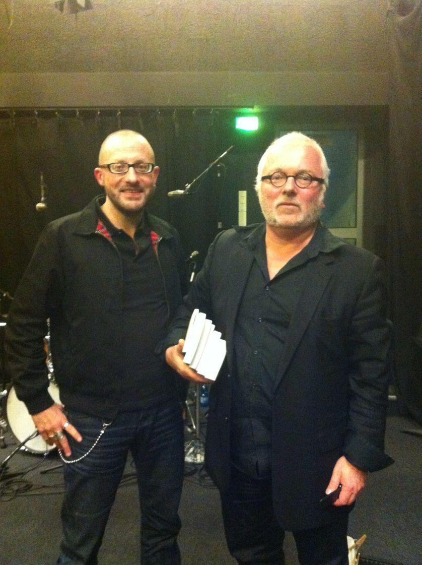 Hubert Artus et Pierre-Louis Basse