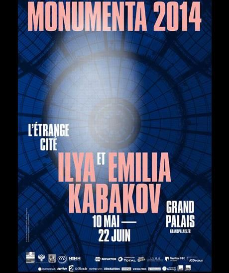 Monumenta 2014 : l'étrange cité d'Ilya et Emilia Kabakov