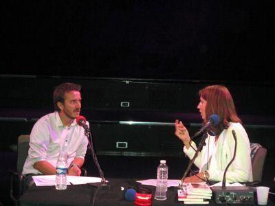 Emmanuel Delessert et Adèle Van Reeth
