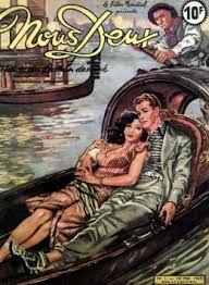 Première couverture de Nous Deux, le 14 mai 1947