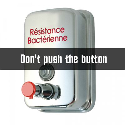 Dont't push the button