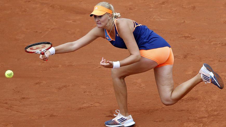 Kristina Mladenovic contre la chinoise Li Na