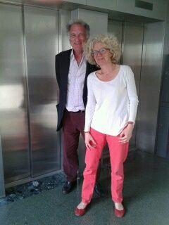 René Frydman et Laurence Brunet