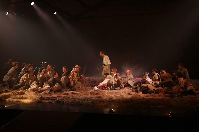 MacBeth par le Théâtre du Soleil