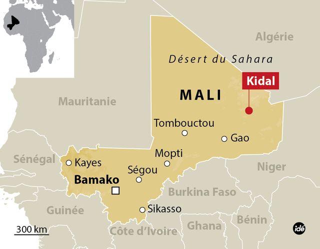 Kidal au Mali