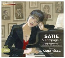 Anne Queffélec-Satie