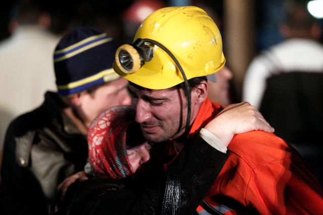 200 morts dans l'explosion d'une mine en Turquie