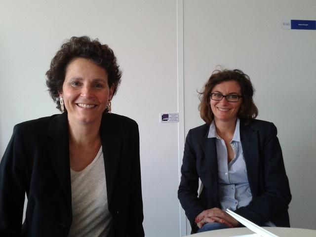 Jézabel Couppey-Soubeyran et Marianne Rubinstein