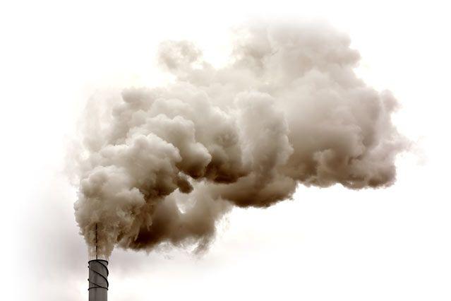 Emission de gaz