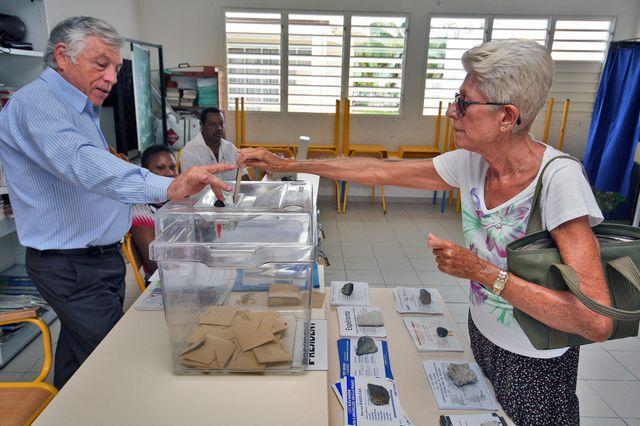 Vote aux élections européennes