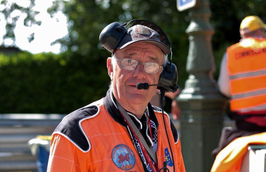 Michel du Mans au Grand Prix de Pau