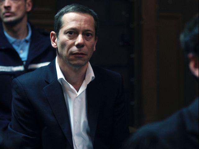 Mathieu Amalric dans la Chambre Bleue