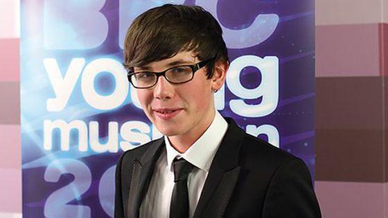 Martin James Bartlett, lauréat 2014 du prix BBC du jeune musicien de l'année (©BBC)