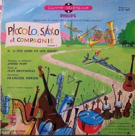 Piccolo Saxo et Cie