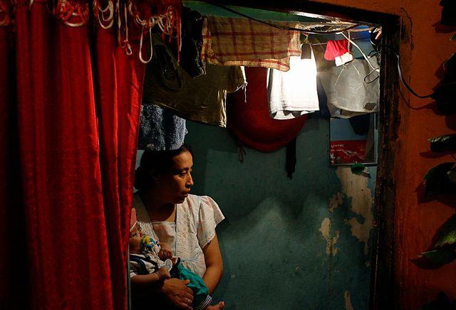 Sidi El Houari Oran, Algérie, femme au foyer 2013