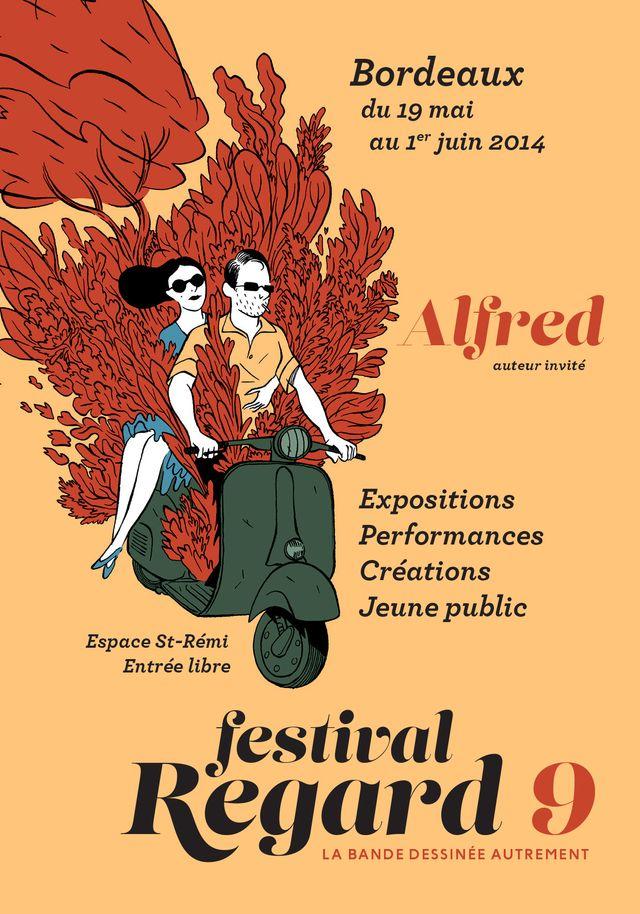 Affiche Festival Regard9