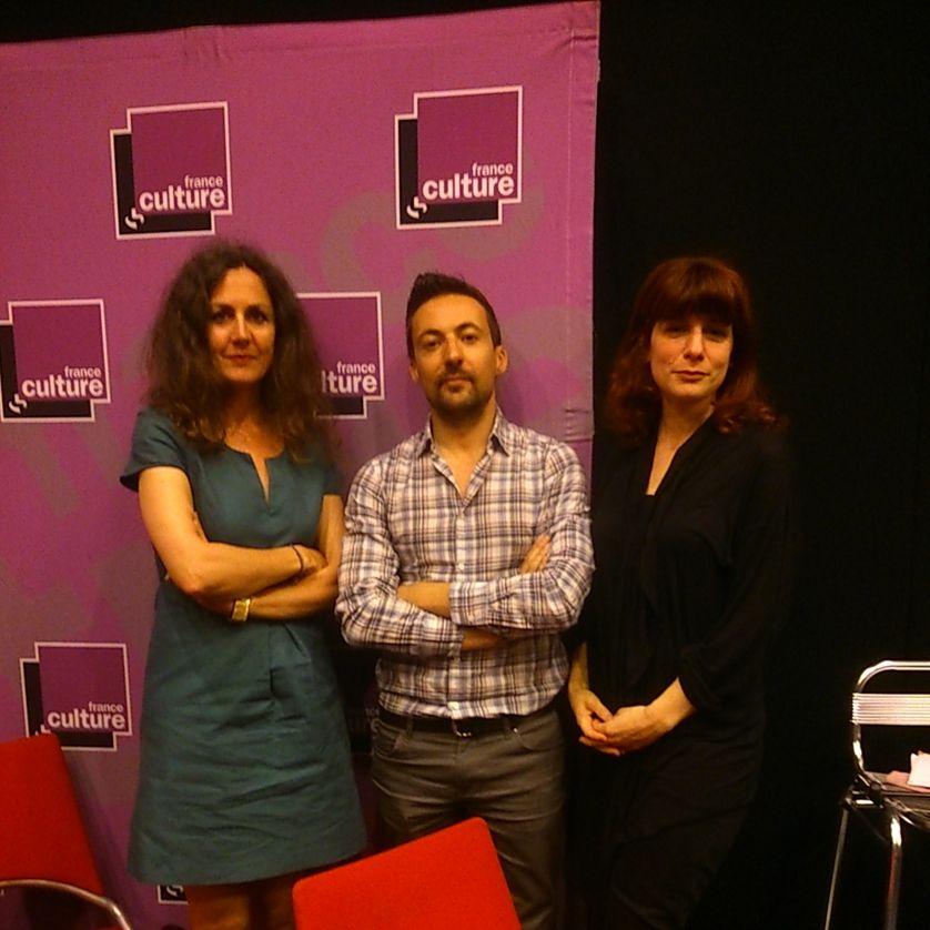 Clotilde Leguil, Laurent Nunez et Sarah Chiche