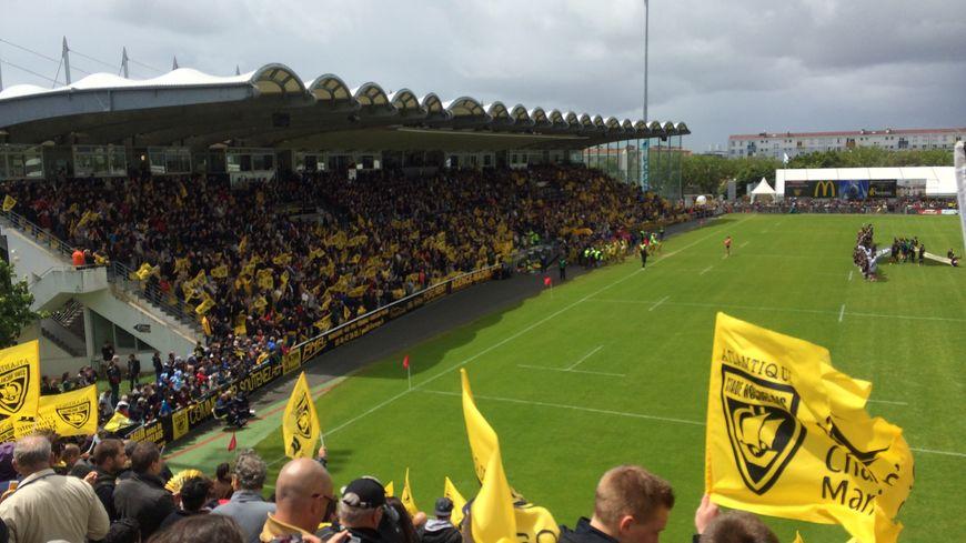 Supporters de l'Atlantique Stade Rochelais (rugby)