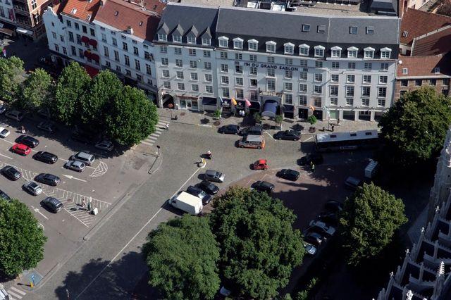 Quartier du Sablon à Bruxelles