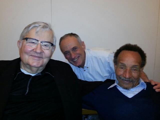 Jean Marie Pelt, Pierre Rabhi et Denis Cheissoux