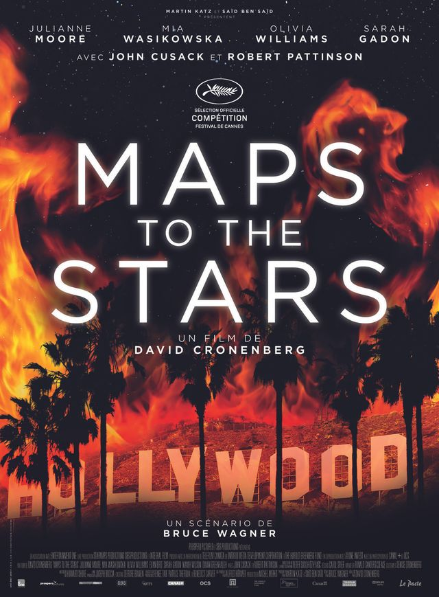 Maps To The Stars, de David Cronenberg