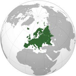 Europe et monde