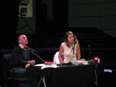Jean-Baptiste Chaumié et Adèle Van Reeth
