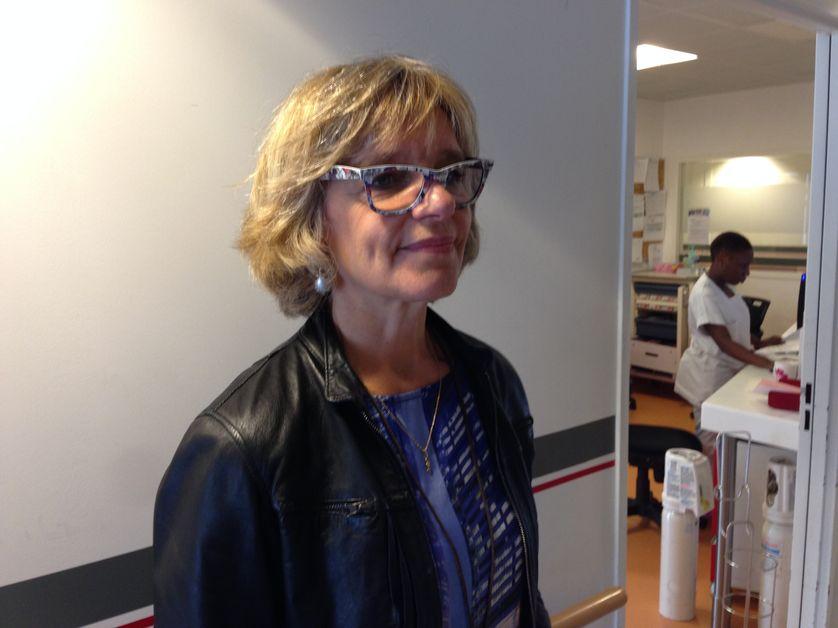 Isabelle Bouyssou, directrice de l'IFSI Paris St Joseph