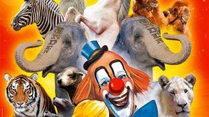JEU Vos places pour le Cirque PINDER à Belfort avec France Bleu Belfort Montbéliard